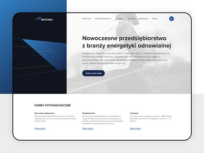 NetCable: Homepage