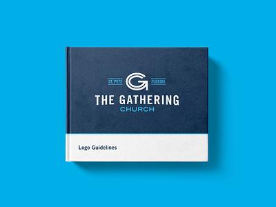 The Gathering Church Logo Guidelines vector brand identity identity brand design guide g church how to tutorial guidelines logo standards logo design logo branding brand