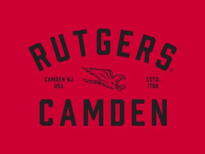 Rutgers–Camden T-Shirt