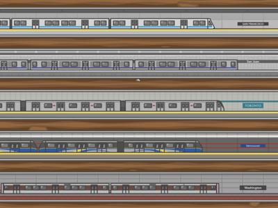 Subways: North America's Rapid Transit Systems
