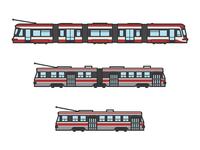 Toronto Streetcars
