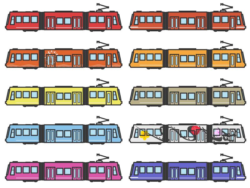 Seattle Streetcar transportation transit public streetcar seattle