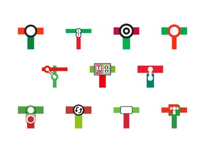 Holiday Logos