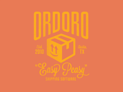 Ordoro Easy Peasy Shipping Software T-shirt ordoro vintage t-shirt sxsw