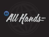 BV All Hands logo concept
