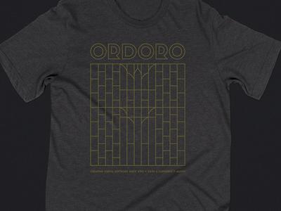 Ordoro Five Year Anniversary T-Shirt