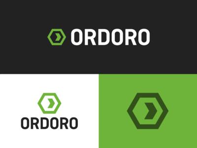 New Ordoro Identity logo shipping ciutadella ordoro rebrand