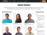 Refreshed Ordoro Marketing Site