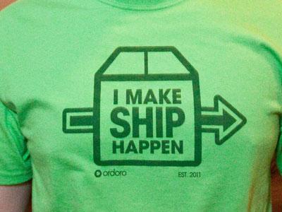 Ordoro SXSW Shirt ordoro shirt green avant garde
