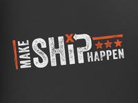 Make Ship Happen logo