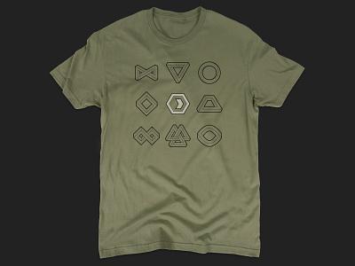 Ordoro Impossible/Possible Tee stordoro tshirt graphics impossible shape branding ordoro tshirt design tshirt