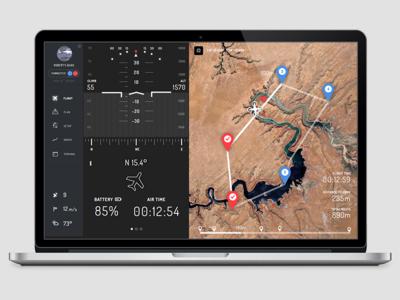 Flight Data drone ardupilot mission planner avionics quad copter