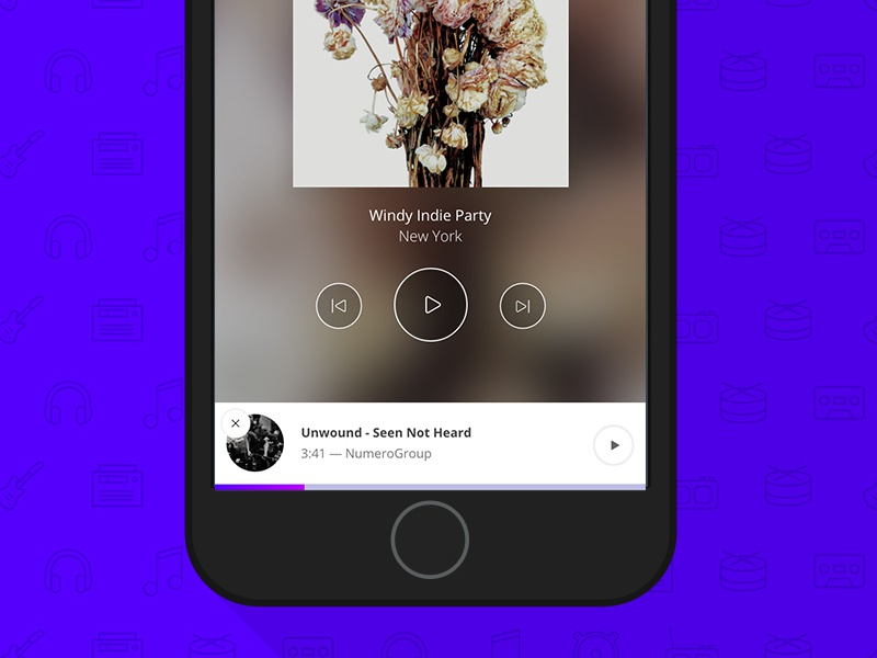 Looper | Real-Time Collaborative Playlists collaboration social soundcloud playlist player music gps