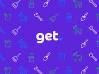Get. Logo