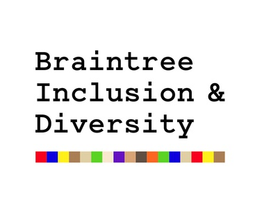 Braintree Inclusion & Diversity Logo