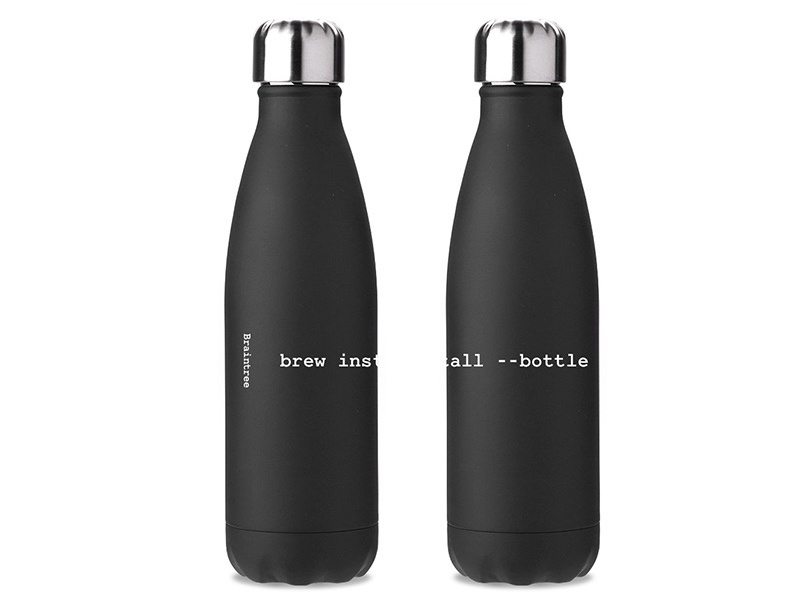 Brew install --bottle cold hot water braintree swag bottle thermo