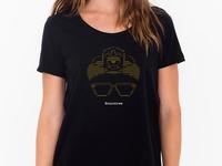 Grace Hopper T-shirt Design
