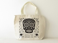 Halloween Trick or Treat Tote