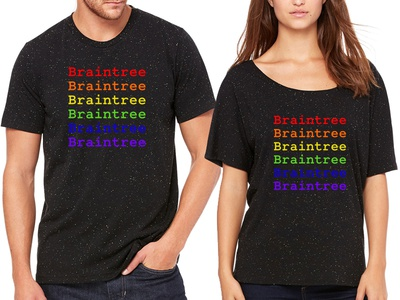 Braintree Pride Shirts