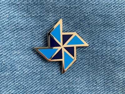 Child Abuse Prevention Pin