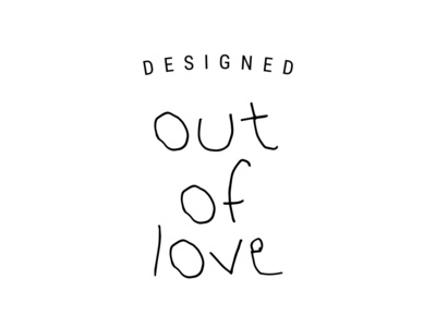 Designed Out Of Love Initiative