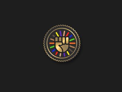 Diversity & Inclusion Culture Champion Branding
