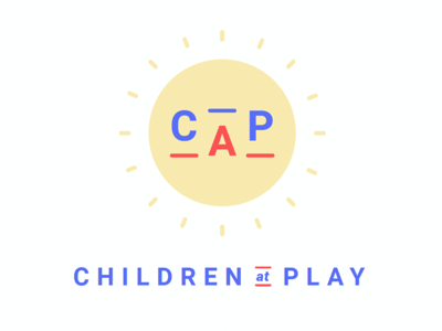 CAP / Children At Play Daycare Logo