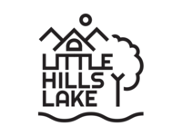 Little Hills Lake Logo