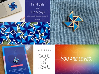 Designed Out Of Love - Sexual Child Abuse Awareness Initiative