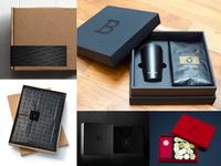 Custom Branded Packaging for Braintree