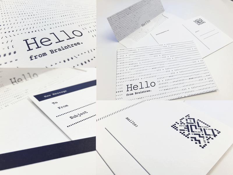 Letterpress cards and envelopes notecard postecard mailer letterpress