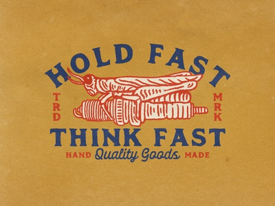HOLD FAST!