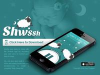 Shwssh Website