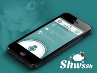 Shwssh iPhone App