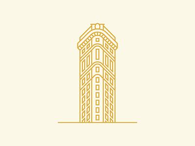 Flatiron Building illustration