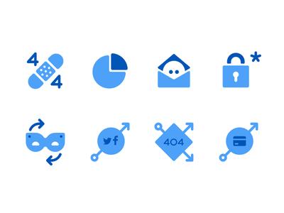 Capsulink Icon Set