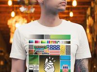Copyright owner agneselo 05 27 2019 dribbble printify t shirt 3
