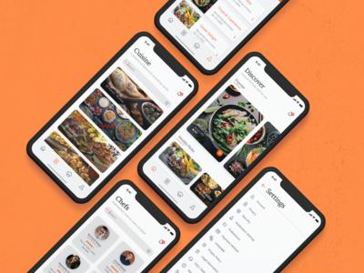 Bon Vivant Chef App