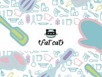 Fat cat Branding