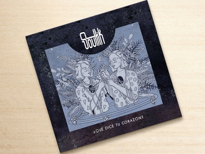 Cover art for Soultik's Album