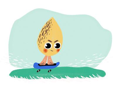 Seed color illustrator procreate illustration art illustration drawing