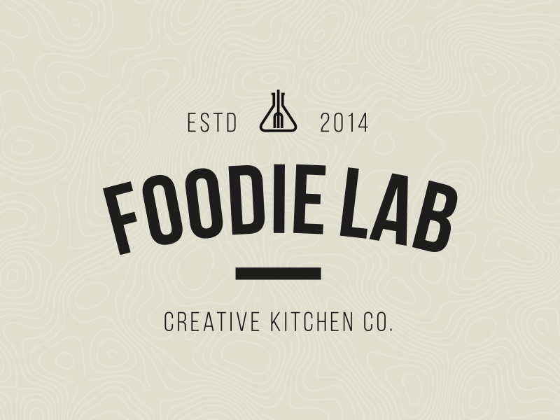 Foode lab dribbble