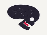 Stardust Skull