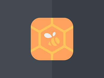 Swarm Icon hiko indigo hive bee swarm ios icon app