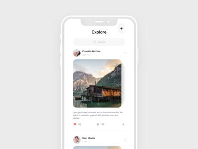 UI design exercises web ui