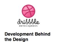 Dribbble development mobile