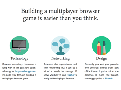 Build A Browser Game