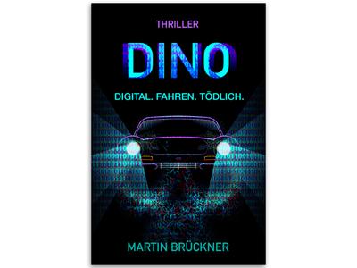 Thrilling Book Cover Design
