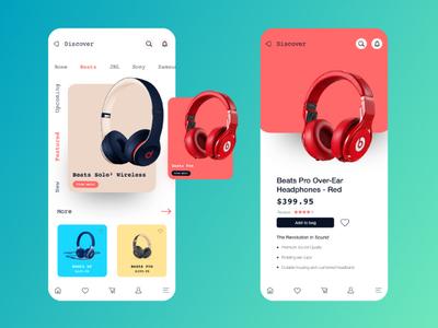 App design app design branding ux ui concept