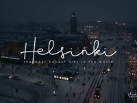 Helsinki - the most honest city in the world